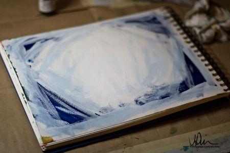 Start-blue