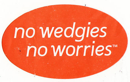 No-wedgies