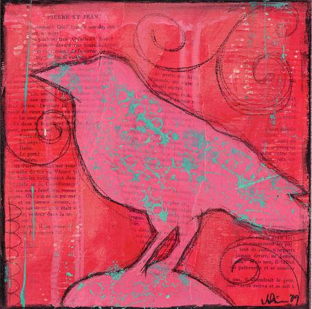 Red-bird-class