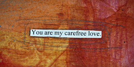 Carefree-love